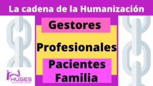 La cadena de la humanización